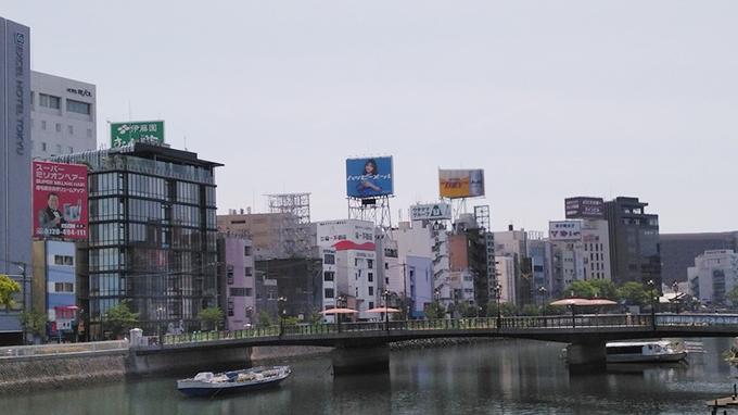 福岡のハッピーメール看板広告1